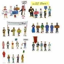 Tintin Figurines en Alliage Carte de Vœux 1972 Seleziona Select Sélectionner