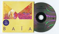 - M - aka Matthieu Chedid - cd-PROMO - BAIA © 2013 France-1-Track-CD ex album IL