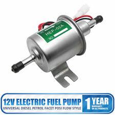 HEP-02A Basse Pression Pompe à Carburant Essence Diesel Électrique Universel 12V