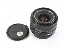28MM 28/2.8 CANON FD-N (SOME DUST AND DEBRIS)/199255