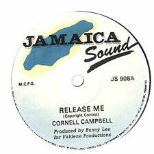 """Cornell Campbell - Release Me - 7"""" Vinyl Record"""