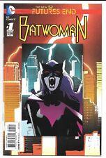 DC Comics Futures End BATWOMAN #1 first printing regular cover