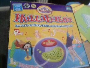 CRANIUM HULLABALOO CHILDRENS GAME OF TOPSY TURVY COMPLETE FREE UK POST