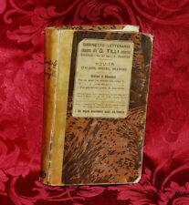 Libro Antico 1933 Pantaloni Lunghi di Guelfo Civinini - Prima Edizione