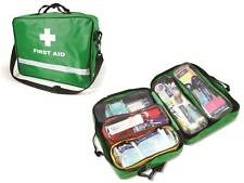 Emergency First Aider Responder Sports First Aid Kit Trauma Bag with Pockets