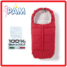 Sacco Termico UNIVERSALE imbottito in soft pile MADE IN ITALY PAM Baby