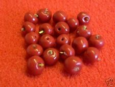 Dolls House Miniature 7 Red Apples