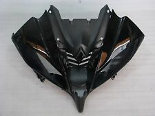 Front Nose Cowl Upper Fairing For YAMAHA 2008-2014 YZF R6 08 09 10 YZFR6 Black