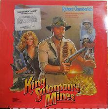 King Solomon's Mines (Soundtrack) (Jerry Goldsmith) (Richard Chamberlain) sealed