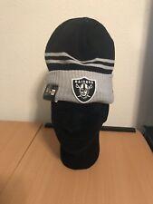 New Era Oakland Raiders Beanie