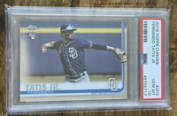 FERNANDO TATIS JR *2019 Topps Chrome #203 Rookie PSA 10 HOT Padres RC