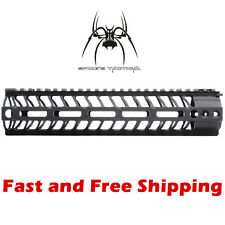 Spikes Tactical M-LOK Rail - Spike's Lightweight Free Float Handguard - 10-Inch