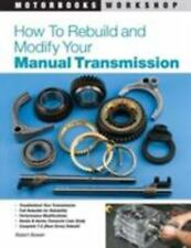 How to Rebuild & Modify Your Manual Transmission Book~Tremec Borg-Warner T-5~NEW