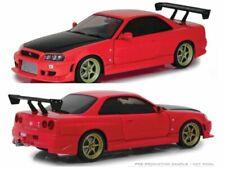 Articoli di modellismo statico Greenlight Scala 1:18 per Nissan