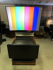 "SONY KP 5000 VIDEO PROJECTION SYSTEM 50"" ~1981~RARE"