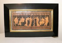 RARE ANTIQUE SIR WILLIAM HAMILTON'S COLLECTION OF ETRUSCAN AQUATINT ENGRAVING