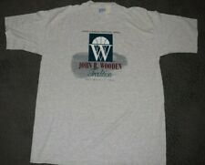 Basketball John R Wooden Tradition Tournament 2000 XL T Shirt NWT 4 colleges