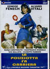 LA POLIZIOTTA FA CARRIERA con Edwige Fenech - DVD NUOVO