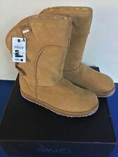 BNIB Emu Charlotte Waterproof Boot Chestnut UK Size 7