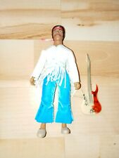 New Mego Limited Edition Jimi Hendrix Action Figure (w/ Guitar) **LOOK**