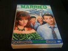 MARRIED WITH CHILDREN - THE COMPLETE SEASON 2 (BOXSET) (DVD) Like New!