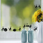 Cartoon Decoration Glass Stickers Ant Stickers Home Decorati Sm