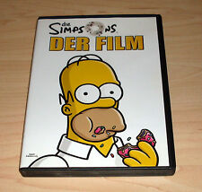 DVD Die Simpsons - Der Film