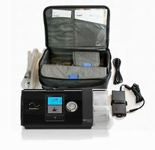 Resmed S10 CPAP machine +Humidifier +Adapter + travel bag