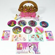 Simba / Dracco Filly Ice Unicorn 2 Babies/Sticker Book/ Lenticulars/ Cards/