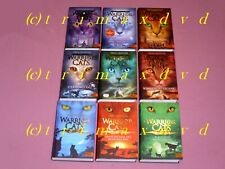 Warrior Cats 2.Staffel Die neue Prophezeiung & 3x Special Adventure