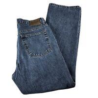 EUC CALVIN KLEIN Women's Straight Leg Medium Wash Jeans Size 8