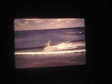 Photo slide Florida Sunken Gardens People ski Show Jump Boat 1958 water vacation