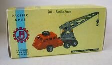 Repro box France JOUETS Nº 201 pacific grue