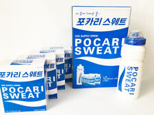 20pcs X 74g Pocari Sweat Powder for Making 1l Ion Supply Drink W/squeeze Bottle