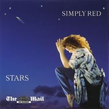 Simply Red ‎CD Stars - Promo - England