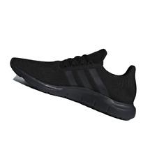 ADIDAS MENS Shoes Originals Swift Run - Core Black & Cloud White - AQ0863