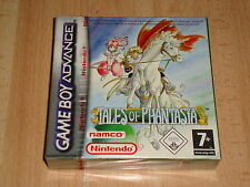 TALES OF PHANTASIA BY NAMCO FOR NINTENDO GAME BOY ADVANCE GBA NEW FACTORY SEALED