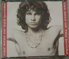The Doors - The Best of the Doors CD Cat No. 7559603452 Made in Germany