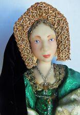 Devereux Models Jane Seymour Historical Figure / Doll, Made in England
