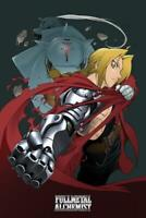 Fullmetal Alchemist-Fist- Poster-Laminated available-90cm x 60cm-Brand New