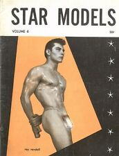Star Models No.6, 1956, Gay Male Magazine
