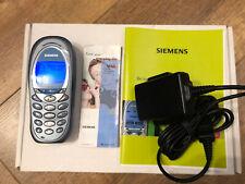 Retro Vintage Siemens M50 Mobile Phone BNIB