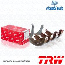 1 TRW GS8637 Kit ganasce freno Interamente automatizzato Assale posteriore COMBO