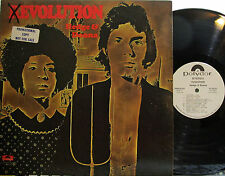 Hedge and Donna - Evolution  (Polydor 24-4063) (PL) (a.k.a.: Capers and Carson)