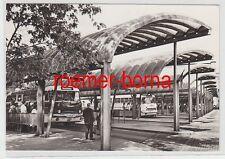 67678 Ak Karl-Marx-Stadt Omnibusbahnhof 1979