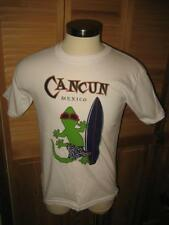 Cancun Mexico Surf Gekko T Shirt M NWOT