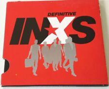 INXS DEFINITIVE (SLIDEPACK) CD ALBUM OTTIMO SPED GRATIS SU + ACQUISTI