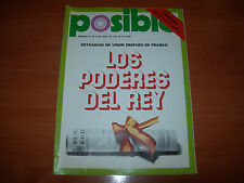 REVISTA POSIBLE Nº14 (PUBLICACIONES 33 - ABRIL 1975)