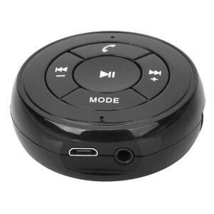 AUX Car / Home Bluetooth Music Receiver Speakphone Handsfree BK
