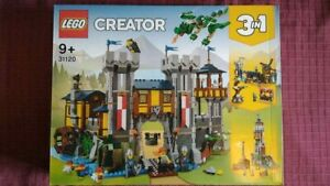 LEGO 31120 Creator 3-in-1 Medieval Castle